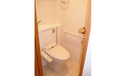 トイレ,壁紙,ベージュ