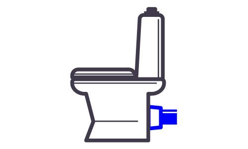 トイレ,配管,位置,失敗