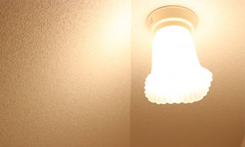 トイレ,照明,ライト