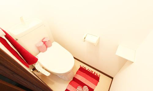 トイレ,照明,失敗